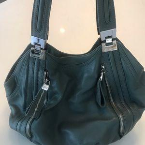 B Makowsky shoulder bag